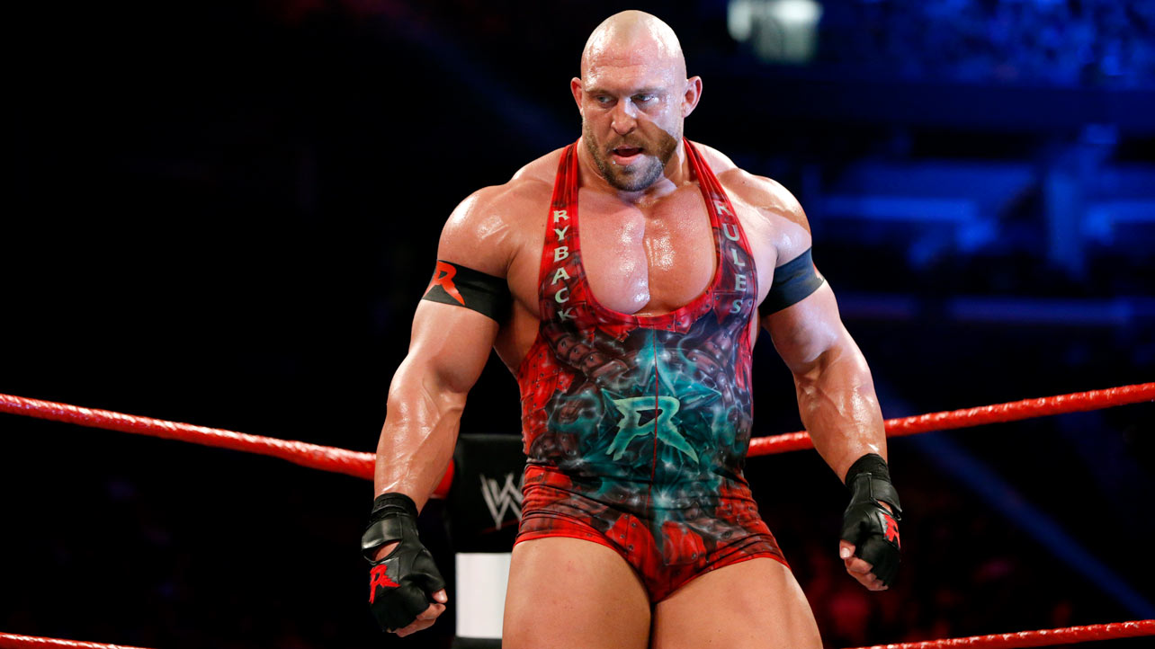Ryback to join TNA soon