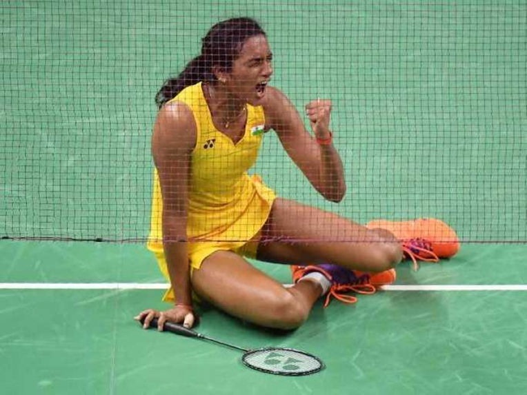 Sindhu confirms silver medal