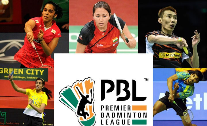 Premier Badminton League Auction 2016