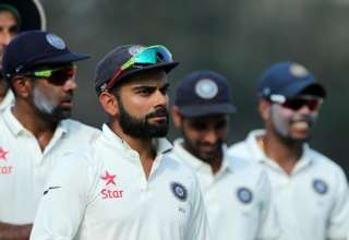 India vs England Fifth Test Match