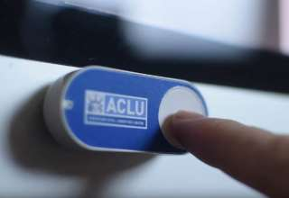 Amazon dash-ACLU