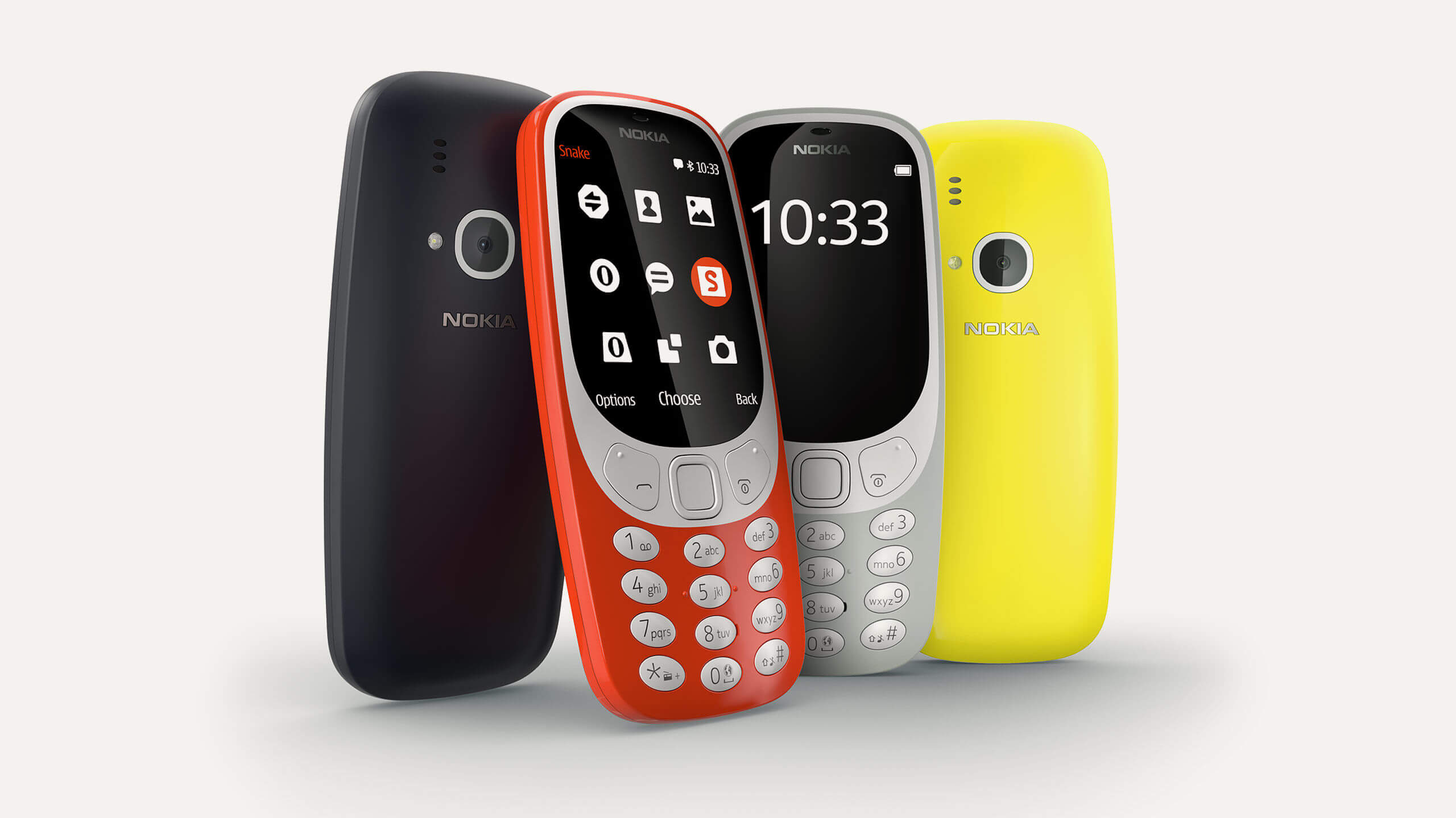 Iconic Nokia 3310 set to make a comeback at Rs 3310