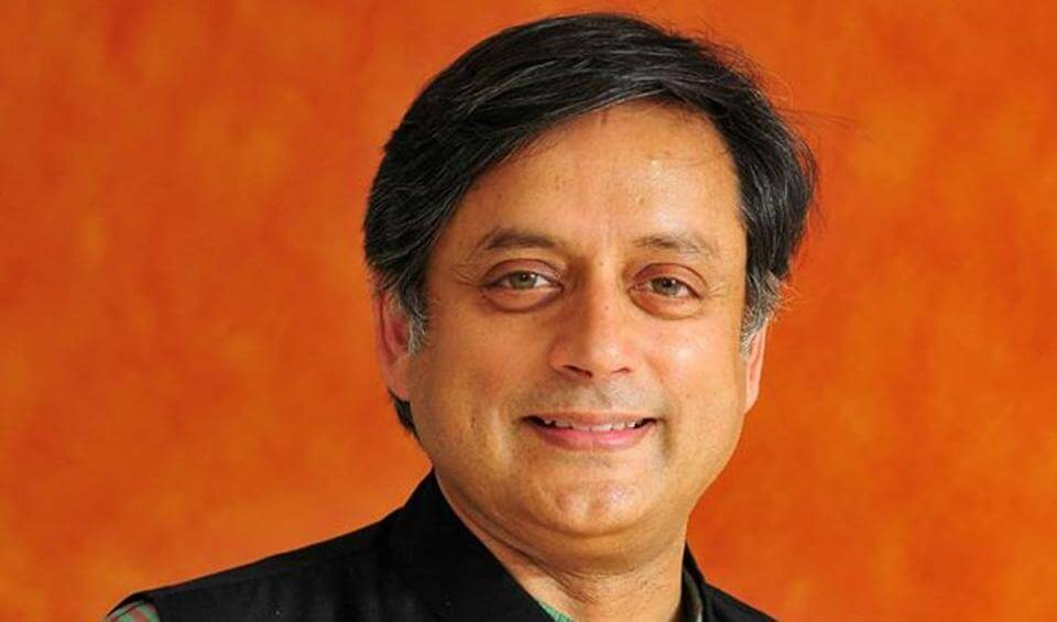 BJP slams Shashi Tharoor for his remark against Miss World Manushi Chhillar